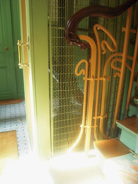 Castel Beranger: rear lift