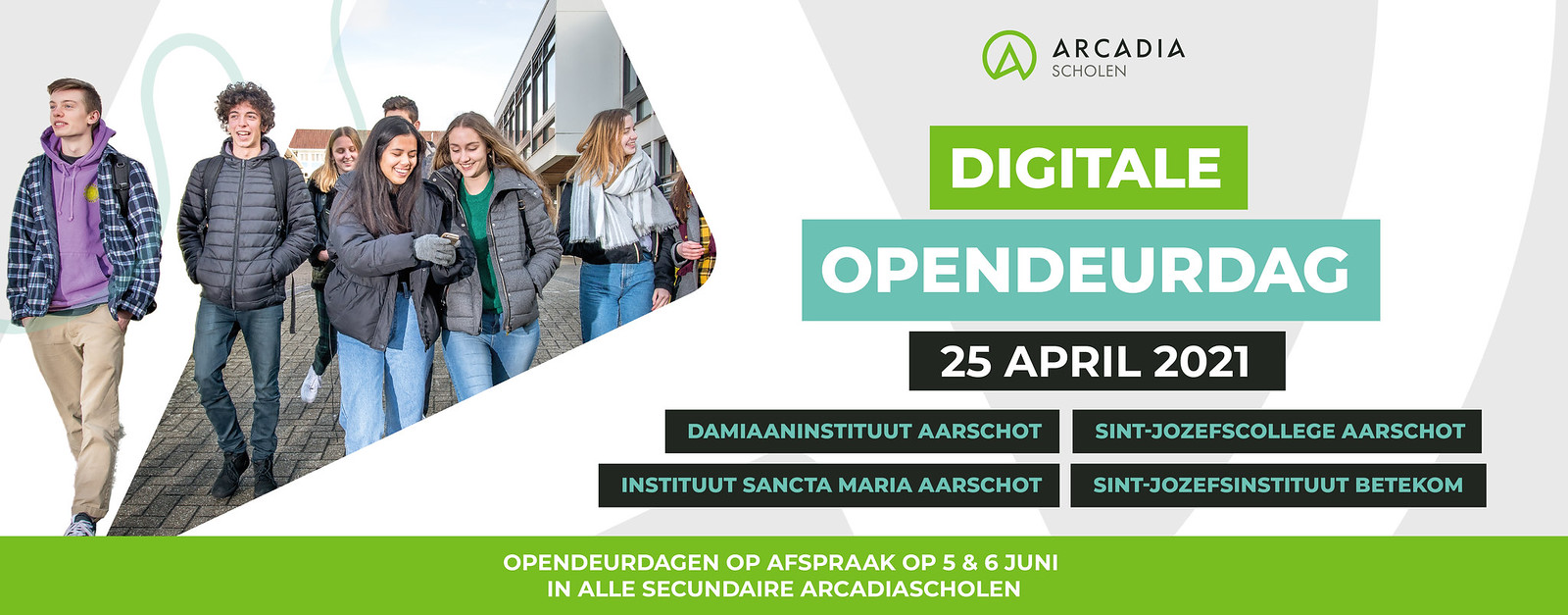 Digitale opendeurdag