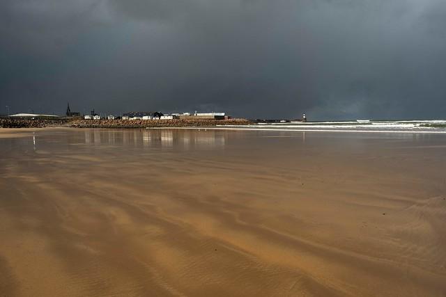 Fraserburgh Beach.