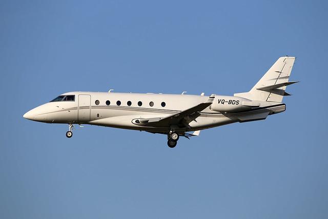 Untitled (MONTBLANC International GmbH) Gulfstream Aerospace G200 VQ-BDS