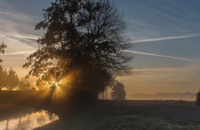 Sonnenaufgang .......