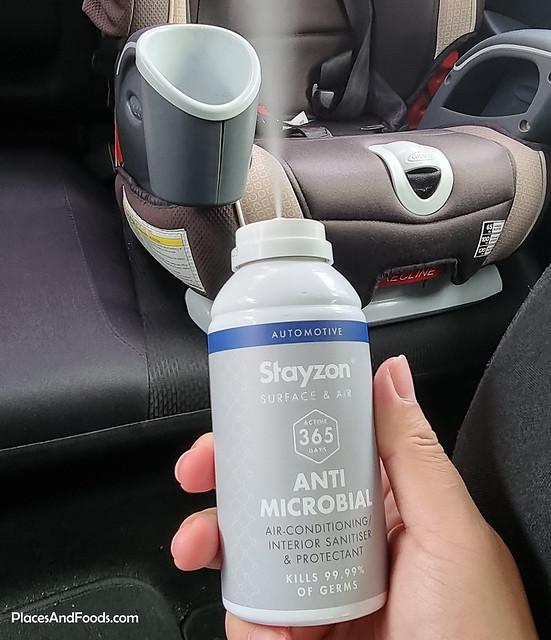 stayzon anti microbial