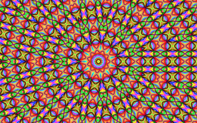 Kaleidoscopic Fantasy