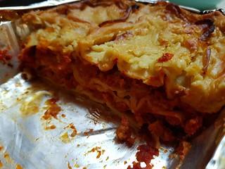 Suzy Spoon's Lasagne