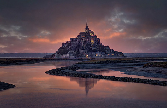 Mont-Saint-Michel XVII