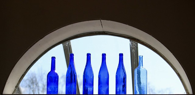Halvmåneformat fönster . . . . (In Explore 210411)