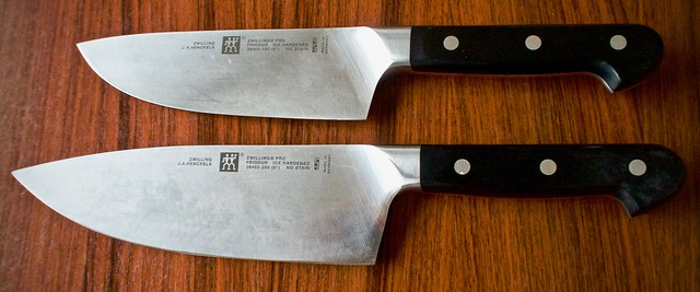 Zwilling Henckels 'Wide' Pro Chef's Knife