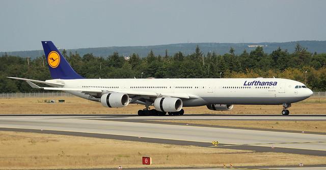 Lufthansa, D-AIHY,MSN 987,Airbus A340-642,  07.07.2018,FRA-EDDF, Frankfurt