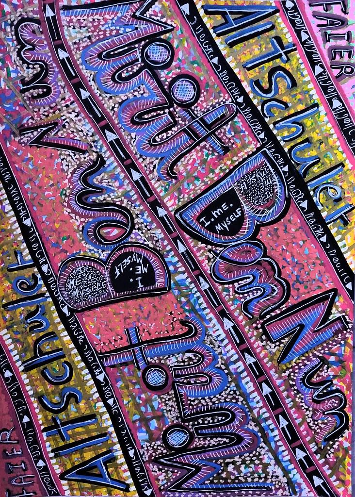 מירית בן נון ציירת אמנית בינלאומית ציור מודרני עכשווי אבסטרקט