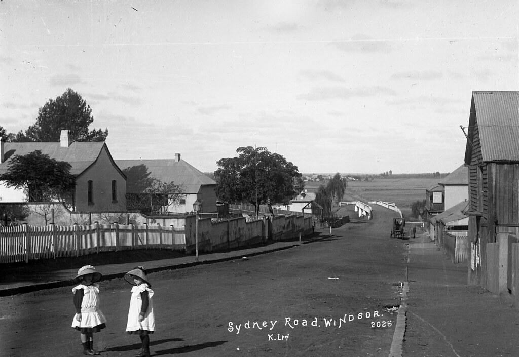Sydney Rd.,Windsor, NSW