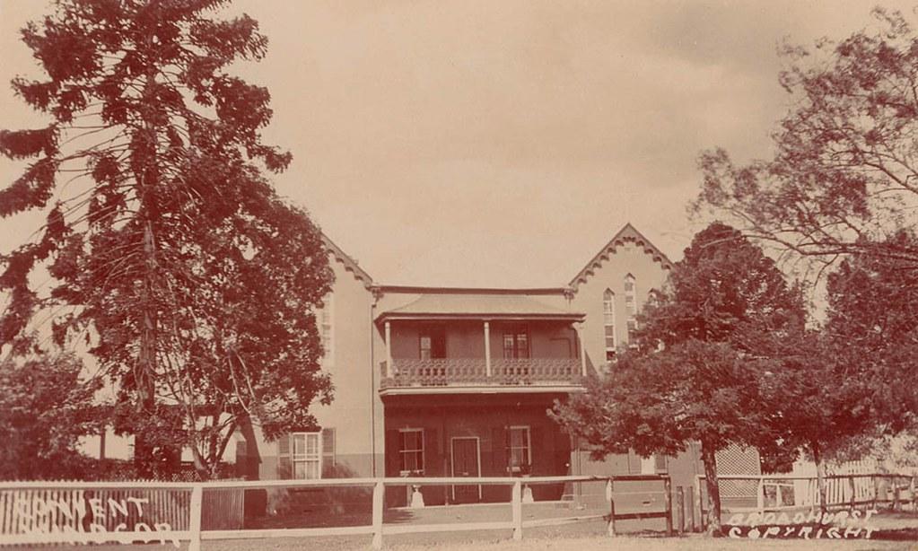 Convent, Windsor NSW c1920