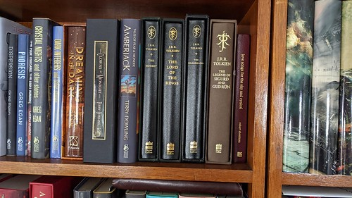 My tolkien collection
