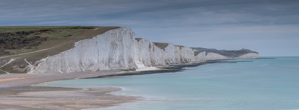 Seven Sisters, East Sussex.