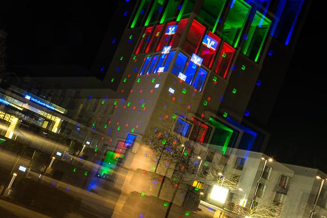 Citylights nightshots ICM