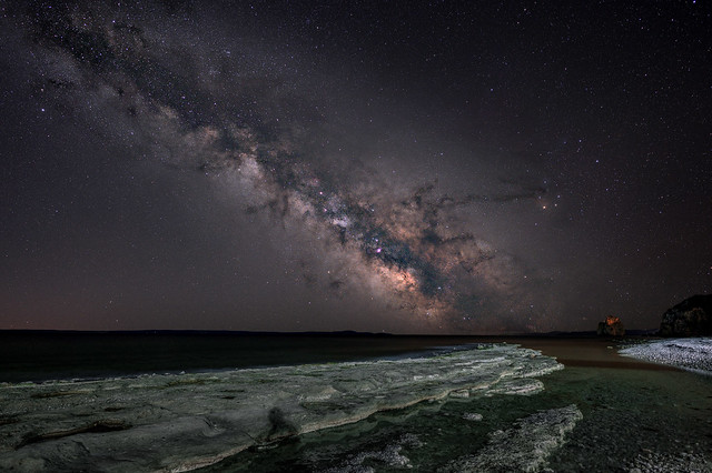 April's Milky way
