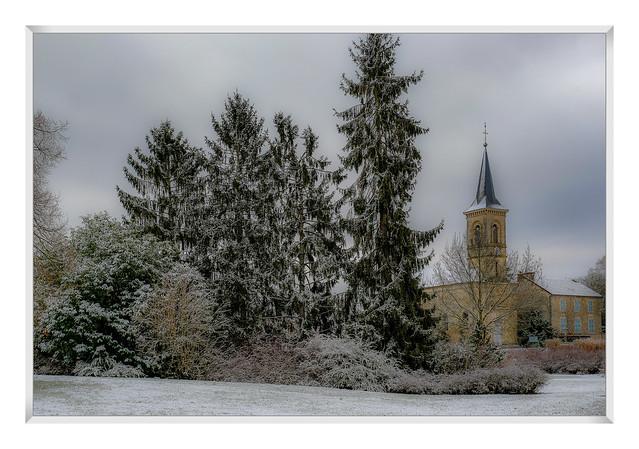 Quetigny et son église