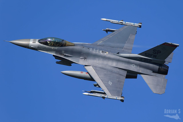 91-0352 F-16CM Fighting Falcon | ETAD | 08.04.2021