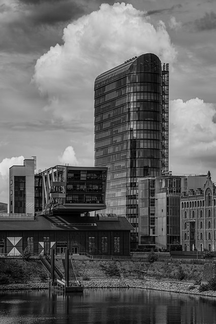 Medien Hafen Düsseldorf