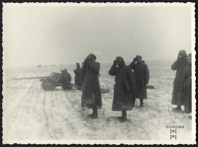 ArchivTappen23AAl2i423 Meine Dienstzeit, Rußlandfeldzug, WWII, 1939-1945
