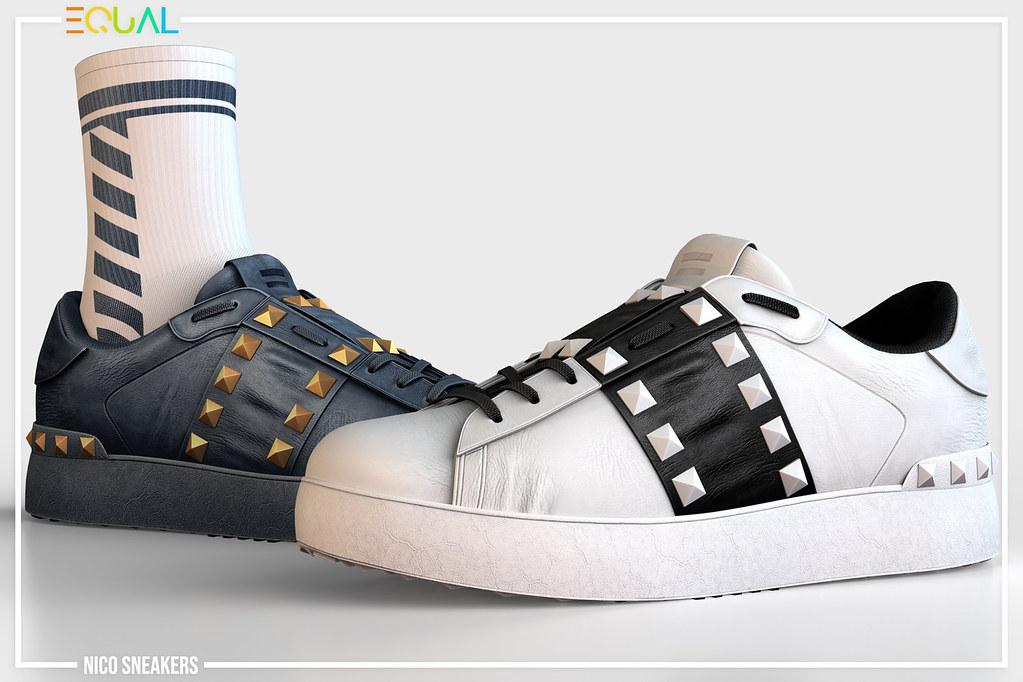 EQUAL – Nico Sneakers