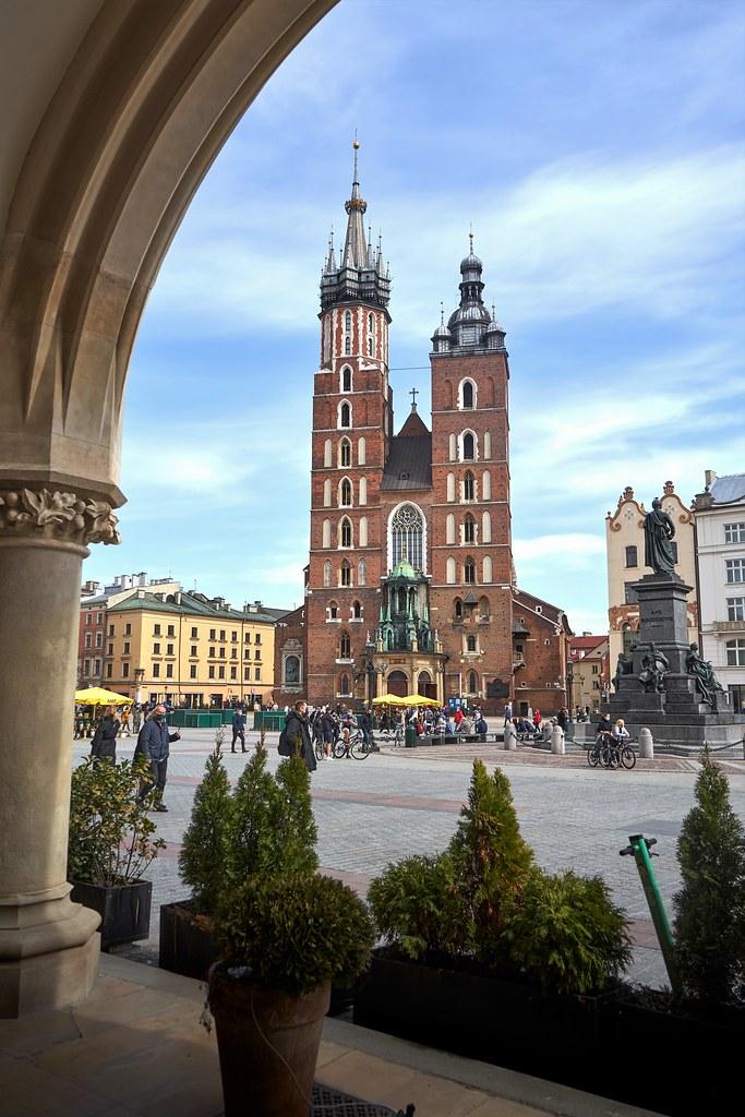 rynek krakow