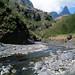 La Rivière des Galets et le Piton des Calumets