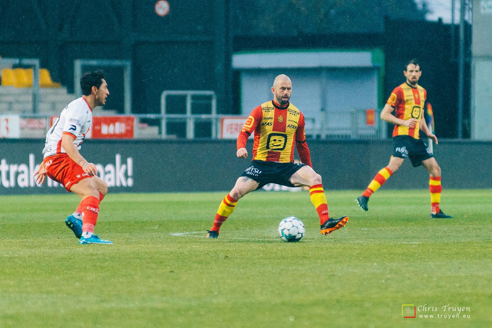 KV Mechelen - SV Zulte-Waregem