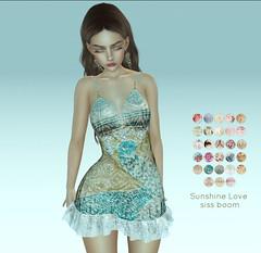-siss boom-sunshine love ad
