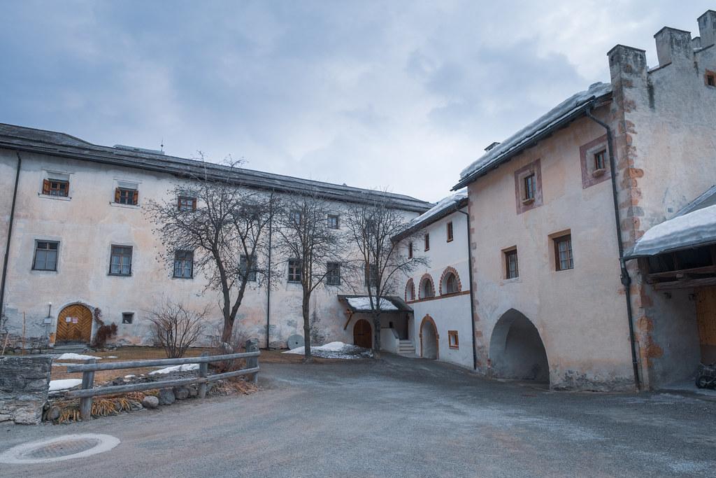 CH GR Kloster St. Johann Müstair
