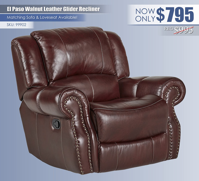El Paso Walnut Recliner_99902_Updated