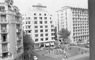 Bloc Lido in 1972