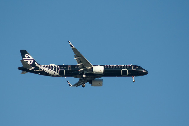 Air NZ A321NX