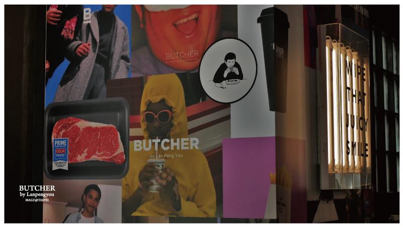 Butcher屠夫漢堡-10