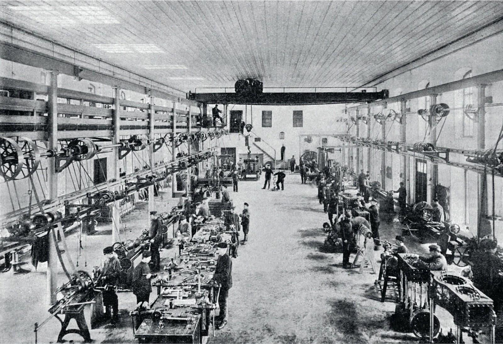 99. 1902. Новый завод для производства приборов беспроводного телеграфа в Кронштадте