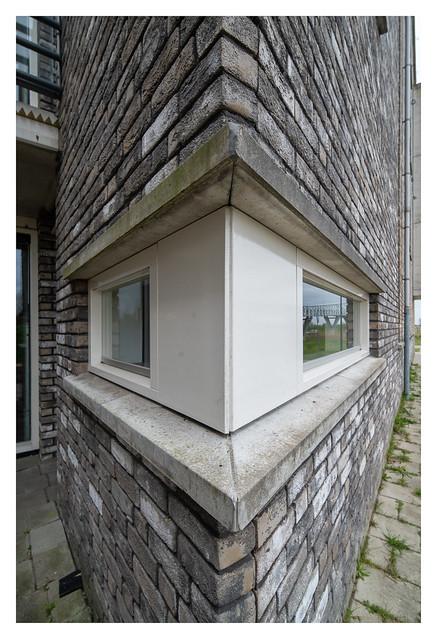A very tight corner