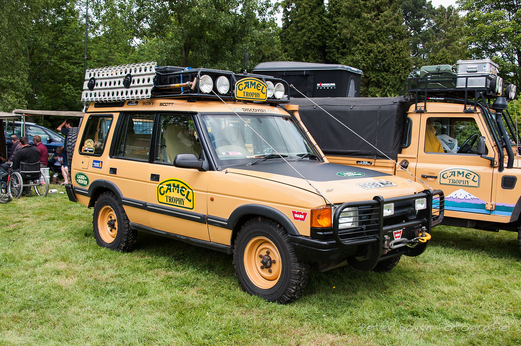 Land-Rover Discovery 1 Camel Trophy - 1995
