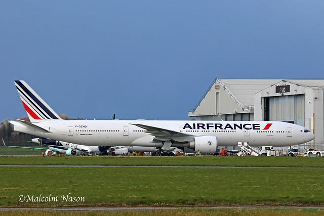 B777-328ER F-GZND AIR FRANCE 1