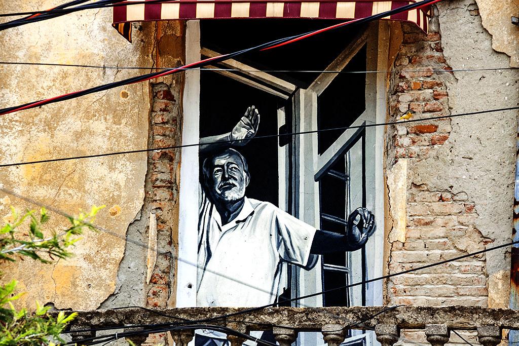 Hemingway on 4-11-21--Tirana
