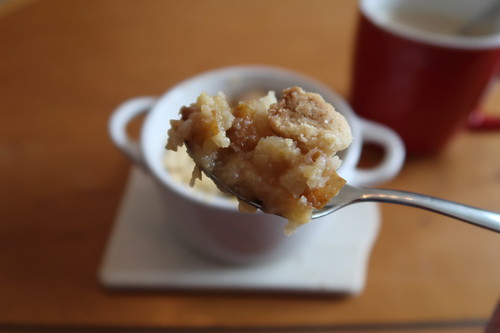 Apple Crumble (Bissen)