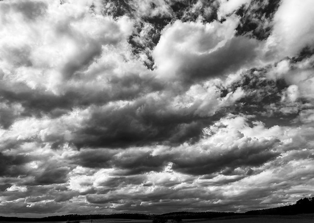 Wolken & Sonne | Steigerwald 2021-04-11