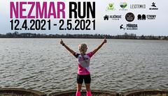 Nezmar Run, individuální závod okolo rybníku Nezmar v Dolním Benešově