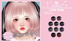 Nyaru - Love Eyes for SoKawaii Sundays ♡