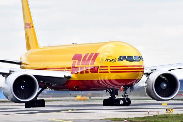 D-AALP DHL Boeing 777F AeroLogic