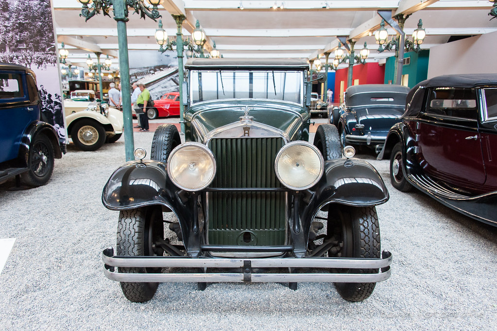 Horch Type 450 Convertible-Limousine - 1931