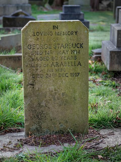 George Starbuck