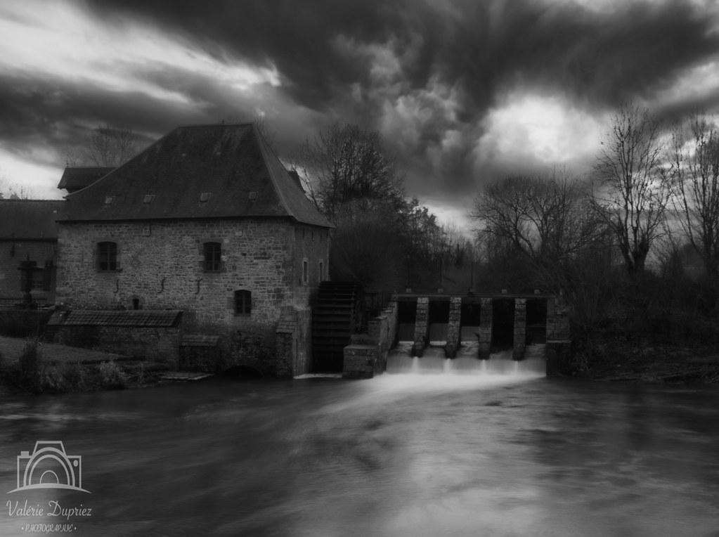 Grand Fayt moulin (Long Exposure)