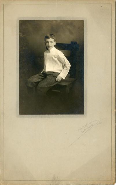 Lawrence Frederick Verbarg