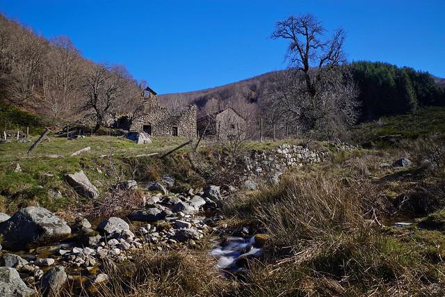 Vallée du Bonheur : Vestiges de Bonahuc