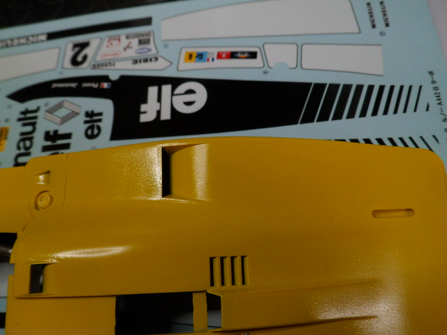 From the box - Alpine Renault A442B Turbo [Tamiya 1/24] - Page 3 51109066709_1be2f7d456_z