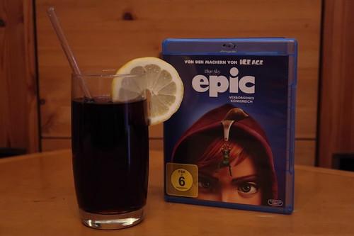 "Coca-Cola zum computeranimiertem Film ""Epic – Verborgenes Königreich"""